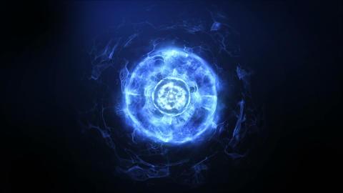 Shockwave 1 blue Animation