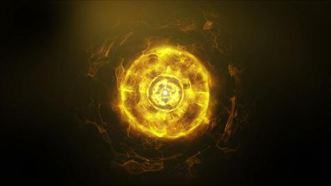 Shockwave 1 yellow Animation