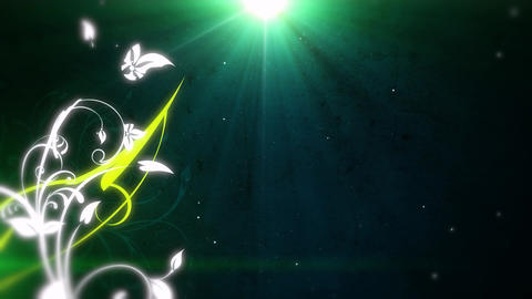 Flower Power Motion Background - 5 Animation