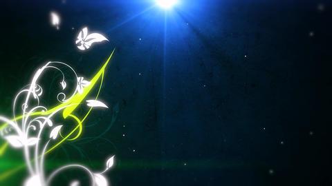 Flower Power Motion Background - 7 Animation