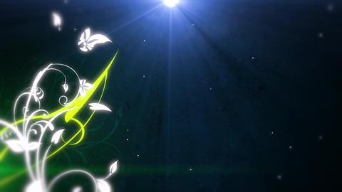 Flower Power Motion Background - 8 Animation