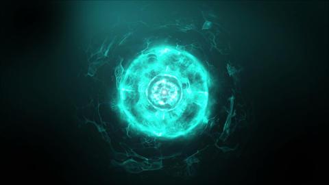 Shockwave 1 light blue Animation