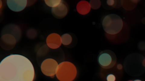Mov178 particle circle glitter loop 03 CG動画