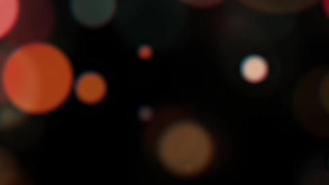 Mov178 particle circle glitter loop 05 CG動画