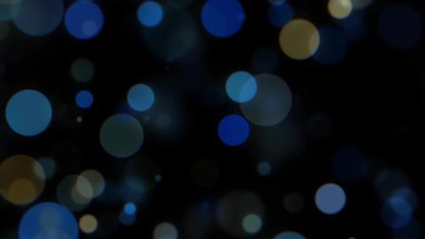 Mov178 particle circle glitter loop 07 CG動画