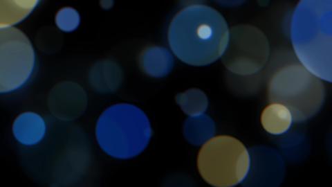 Mov178 particle circle glitter loop 09 CG動画