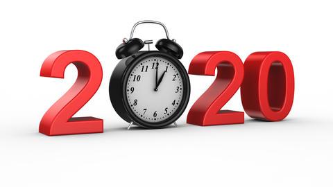New Year 2020 Videos animados