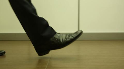 men step 01 Stock Video Footage