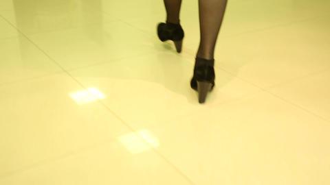 women step 01 Footage