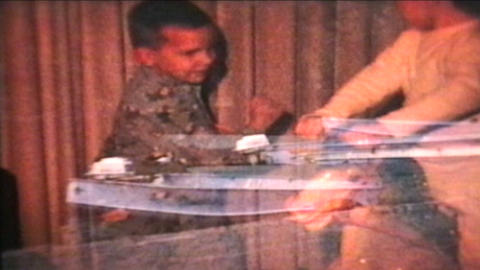 Psychedelic Dream Clip 1967 Vintage 8mm film Stock Video Footage