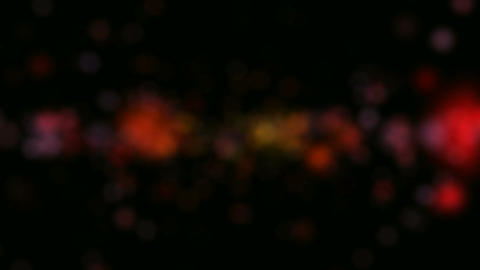particle flare Stock Video Footage