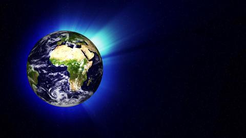 Earth  2 Animation