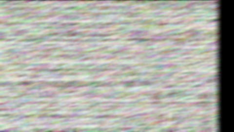 Loss Signal Noise 5 Stock Video Footage
