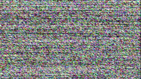 Loss Signal Noise 5 Animation