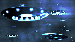 Ufo Invasion 2 Stock Video Footage