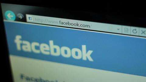 20101221 Facebook 03 Stock Video Footage
