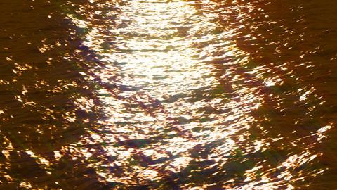 HD Looping Water Wave Stock Video Footage
