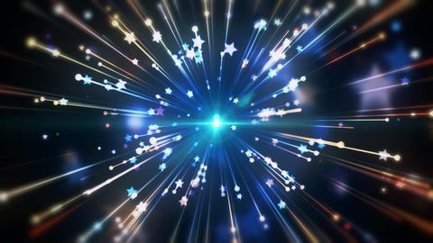 Shooting Stars Motion Background - 8 Animation