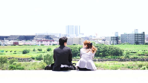 Men and women of that conversation before a refreshing scenery ライブ動画