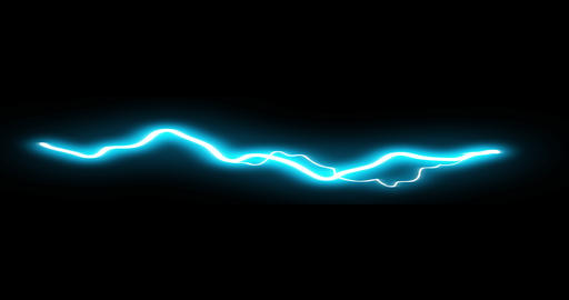 3 Step Long Spark Shot Frequent Electrical Cartoon Animation 30 Animation
