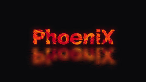 PhoeniX Motion Graphics Template