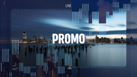 CityScape Promo Premiere Proテンプレート