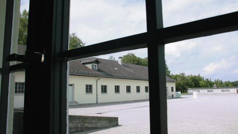Concentration Camp Buildings Live Action