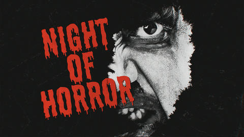 Night of Horror After Effects Template