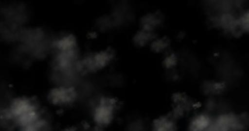 Clouds 4K Overlay Videos animados
