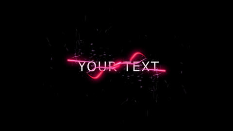 Epic Logo Text Revealer After Effects Template