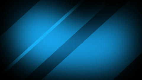 Background animation with a blue modern graphics (loop) Footage