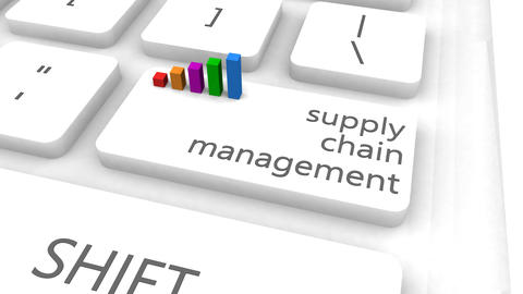 Supply Chain Management Animation