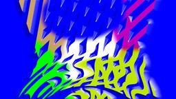 WAVE VARIATIONS 23,Abstract video background Animation