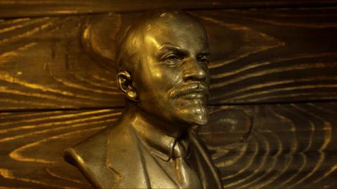 Bust of Lenin Antiques Live Action