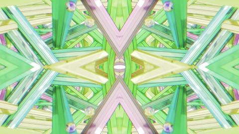 Pastel Crystal Animation