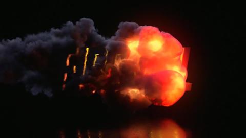Fireball Titles Plantillas de Motion Graphics