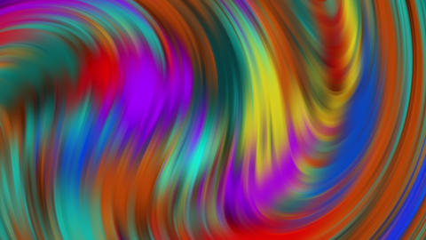 Colorful Wave Gradient Animation GIF