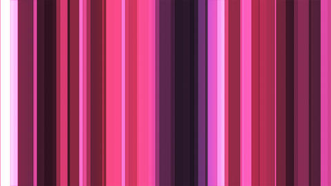 Broadcast Twinkling Hi-Tech Bars, Magenta, Abstract, Loopable, 4K Animation