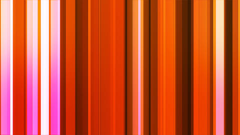 Broadcast Twinkling Hi-Tech Bars, Multi Color, Abstract, Loopable, 4K Animation