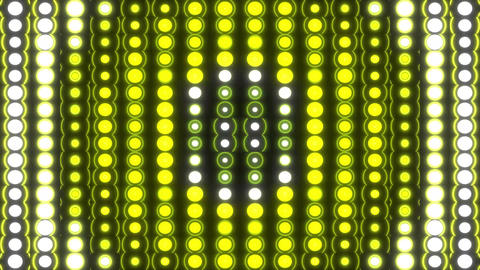 VJ DOTS LIGHT Videos animados