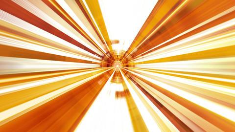 Tech Circle Rays 04 Videos animados