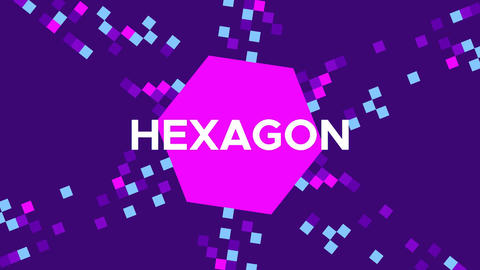Hexagon After Effects Template