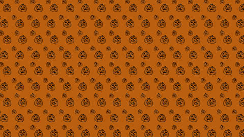 Simply Fun Pattern For Halloween Animation