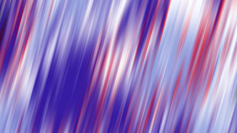 Blue Red And White Lines Gradient Animation 8K GIF