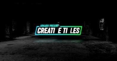 Creative Titles モーショングラフィックステンプレート