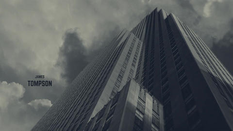 Metropolis After Effects Template