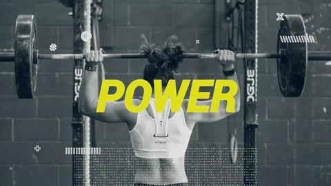 Hitt - Sport Fitness Promo Plantillas de Premiere Pro