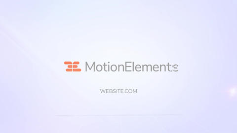 Clean Logo Plantilla de After Effects