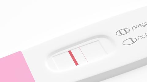 Pregnancy test Footage