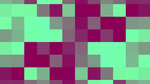 Mov184 noiz mosaic loop 10 CG動画